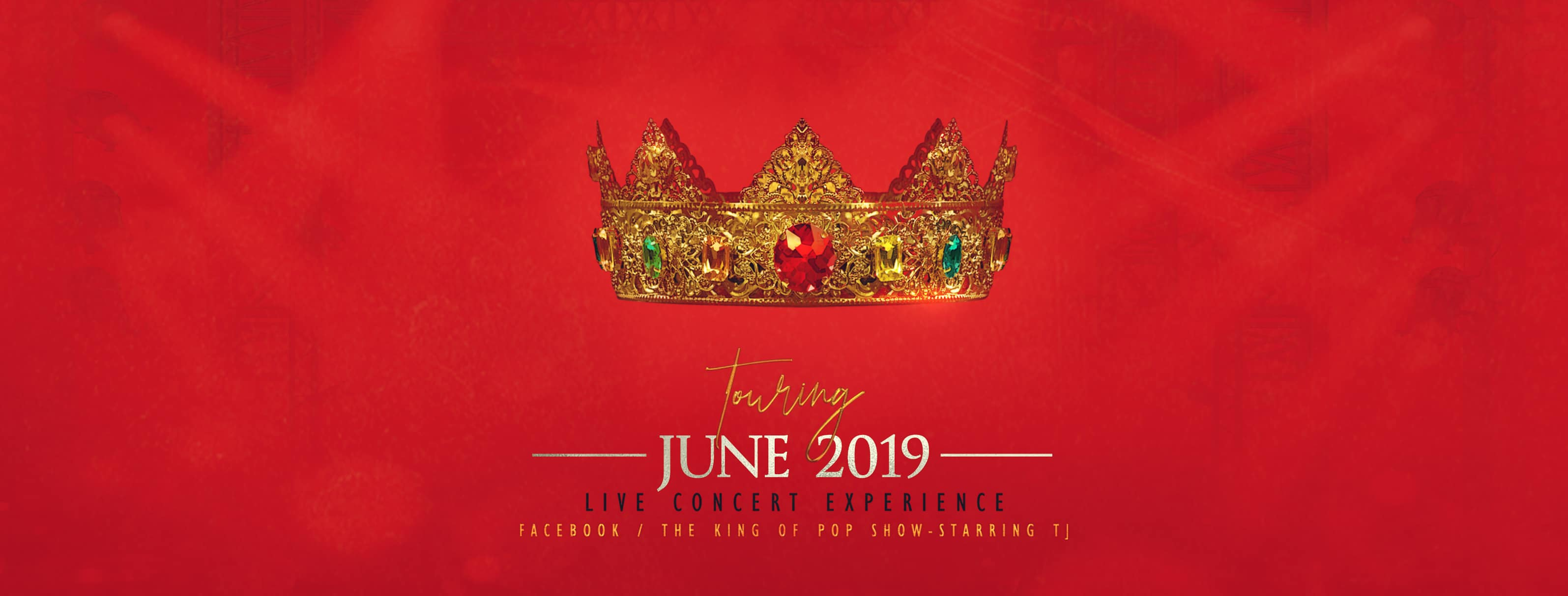 TJ Michael Jackson - The King of Pop Show